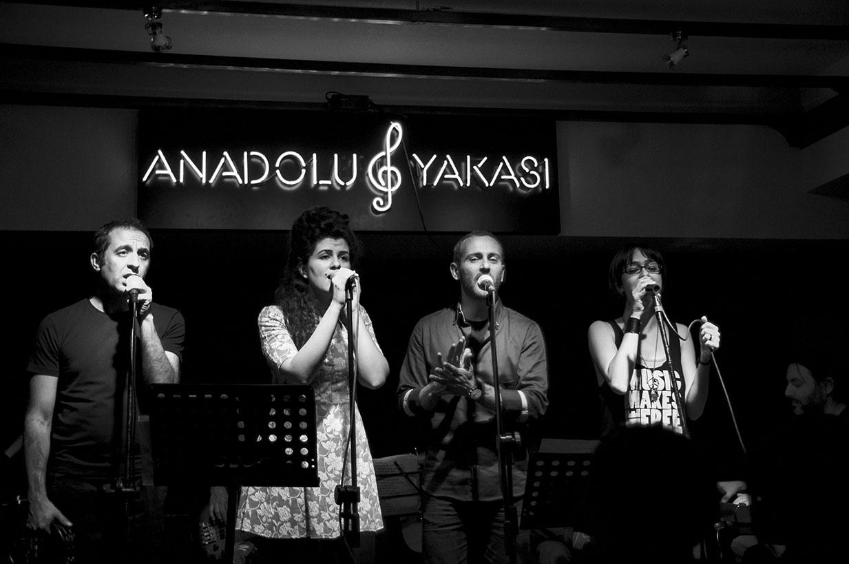 4 Vokal, 18 Mayıs 2014