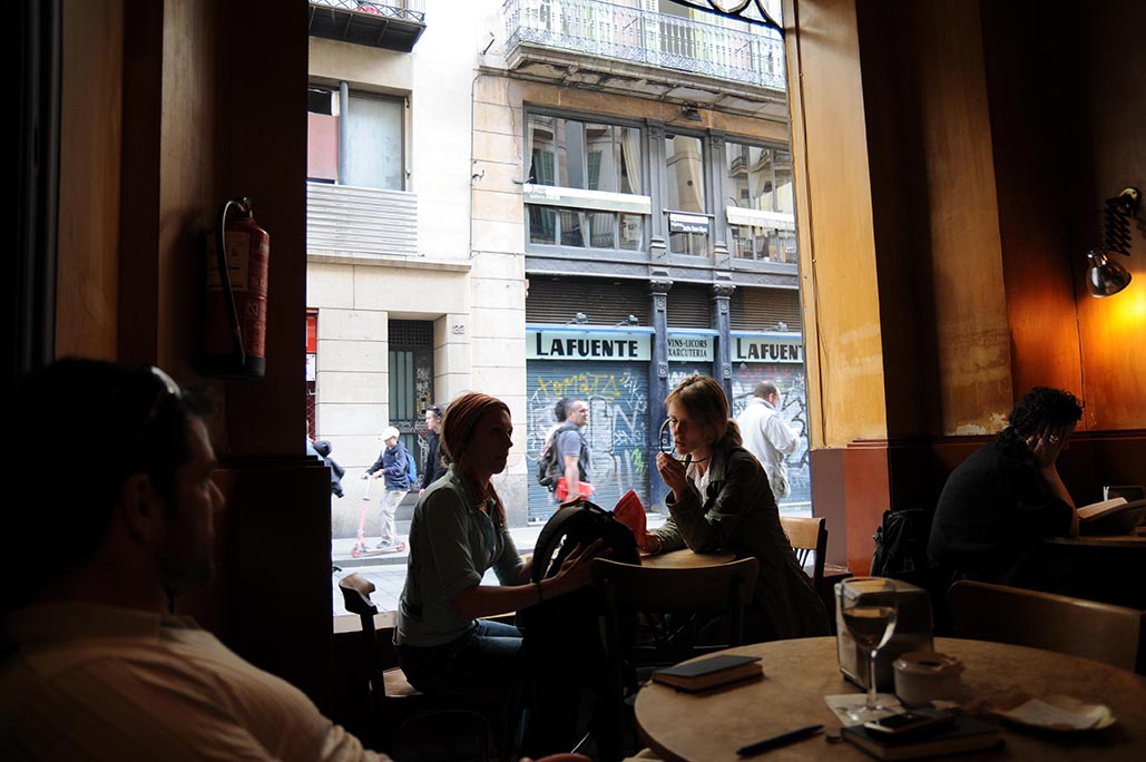 Barcelona, 2009